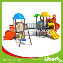 China Producer Play Structure verwendet kommerziellen Spielplatz Ausrüstung Qualität Assured