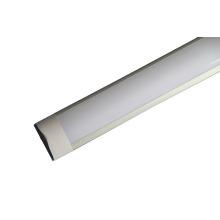 Amazon hot sale super brightness aluminum + plastic body led tube light