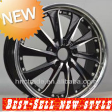 NEW! 17 inch jwl via color alloy wheels