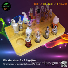 2014 New Wood Design Wood Stand with High Quality and Nice Price