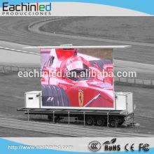 Geführtes bewegliches Zeichen u. LKW / Anhänger LED-Anzeige Geführtes bewegliches Zeichen u. LKW / Anhänger LED-Anzeige
