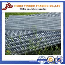 Venda de fábrica de alta qualidade quente de aço galvanizado molhado Grating
