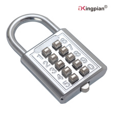 Button Digit Combination Lock