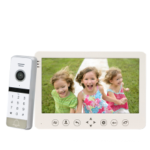 Video Door Phone Hot Sale Design Home Phone Security Alarm System with Camera