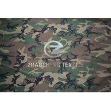 1050d Nylon Cordura camuflagem Bullet Prova Vest tecido com 2PU Revestido