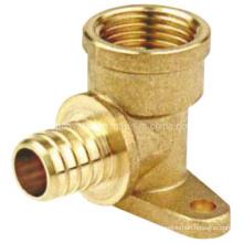 Brass Fitting/Brass Elbow / Brass Female X Male Elbow (a. 0427)