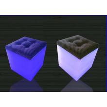 LED Cube with Cushion (B005)