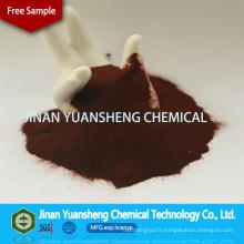 Sel de sodium d'acide lignosulfonique pour le liant et le dispersant en céramique