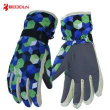 Beheizte Handschuhe Batteriebetriebene Ski Wasserdichte Winter Ski Handschuhe (BD15005)