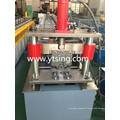 Passed CE and ISO YD-00055 Full Automatic PLC Control Top Hat Purlin/Steel/Keel Profile Roll Forming Machine
