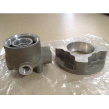 Pieza de aluminio del bastidor de inversión