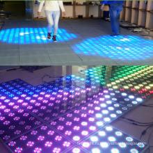 Интерактивный светодиодный танцпол для паб, клуб