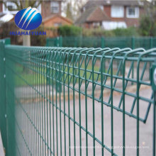 galvanized welded fence powder coated mesh fence PV power station security fence