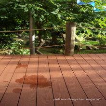 outdoor Composite Wood Deck Flooring, Waterproof