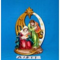 Polyresin Nativity Set for Christmas Decoration