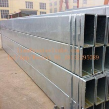 ASTM MS Hot GI Square Tube pipe تعليمات