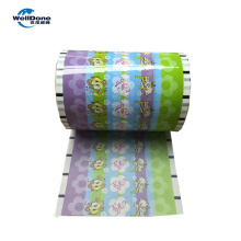 PP frontal tape for adult diaper , BOPP frontal tape