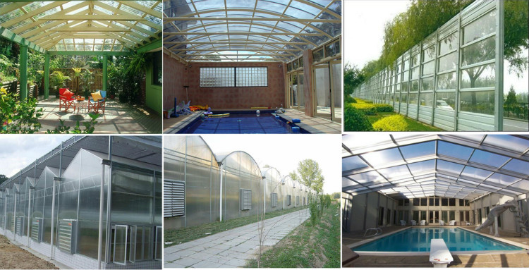 Different Kinds of Greenhouse
