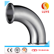 Stainless Steel 2b/Black/Ba Finish 90 Degree Elbow