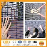nti-climb 358 high security fencing