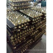 Máquina de fabricación de cilindros CNC CNC Torno CNC