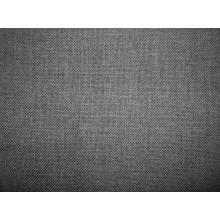 Tissu simple en laine de polyester en laine