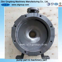 Cast Iron Sand Casting Pump Body with CNC Machining