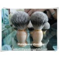 Poignée en bois 21mm Badger Hair Shaving Brush