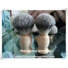 Wooden Handle 21mm Badger Hair Shaving Brush