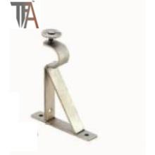 Soporte de cortina simple de hierro (TF 1637)