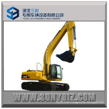 24 Ton Hydraulic Excavator Sw240e with Cummins Engine