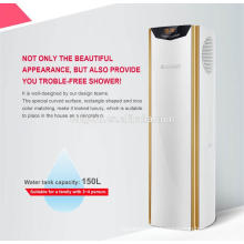 Energy-saving New Life Style Air Source Heat Pump for Heat and Hot Water Bathroom Water Heater