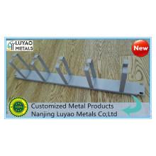 Aluminum/Steel Bracket with Stamping/Bending/Welding and Coating