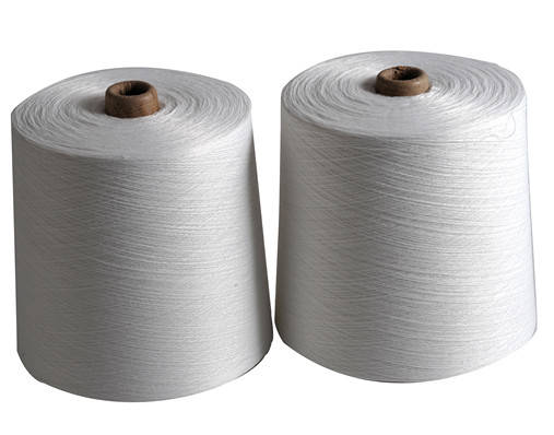 Hot Sale Spun Polyester Yarn