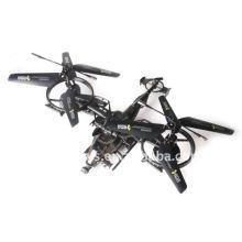 YD711 Grande Avatar 2.4G helicóptero de controle remoto 4ch GYRO YD-711 modelo RC Real Avatar RC Helicopter RTF