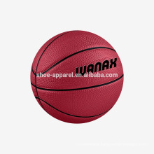 High quality and low price of rubber basketball