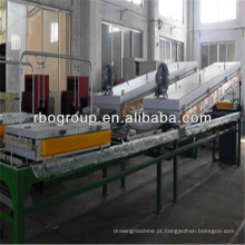 40H/a (40 cabeças/linhas) recozimento e estanhagem (máquina de revestimento de estanho recozimento contínuo)