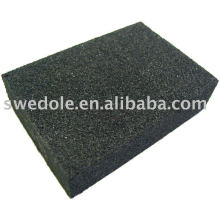 esponja de lijado (esponjas de limpieza, esponjas abrasivas)