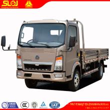 Camión liviano Sinotruk HOWO 4X2 Diesel 84PS Euro2 LHD 2t