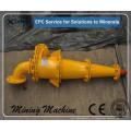 Separador da areia do hidroclone da mina de cobre, introdução do grupo do preço do filtro do Hydrocyclone