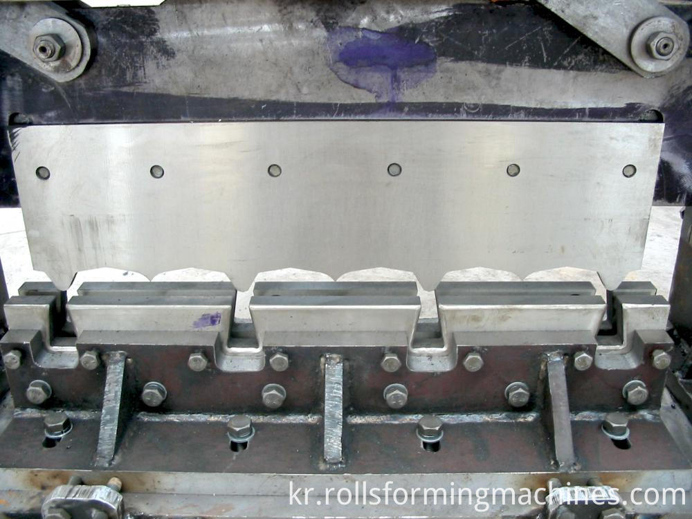 914 Floor Deck Galvanized Sheet Panel Metal Machine 04