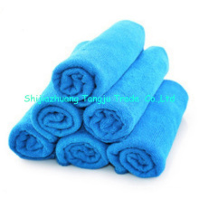 bulk Microfiber Material and Kitchen, car, floor, window, furniture, table Application Microfiber Cleaning Cloths