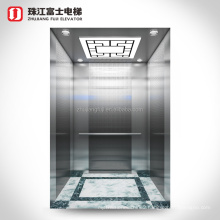 Fuji Brand Best Selling Low Noise Limited Person Passenger Elevator Lift Home Lift