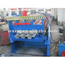verzinkter Stahl Deck Profil Blatt Profiliermaschine
