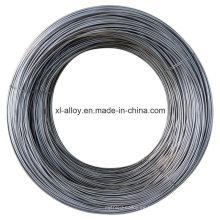 Alambre de la resistencia de la fabricación de la alta calidad Alambre Ni80cr20