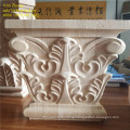 fireplaces corbel 3D  carvings wood capital