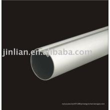 Forma redonda Tubo principal de persianas