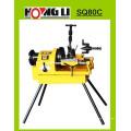 """SQ80C 1/2""""- 3"""" pipe threading / pipe threader machine / threader machine"""