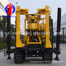 Supplies hydraulic sampling drilling machine /100-meter  crawler  drill  equipment on sale
