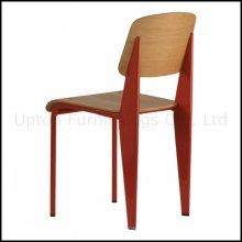 Classic Muebles-Réplica Jean Prouve Silla Estándar Sp-Bc336)